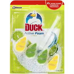 Duck Active Foam Citrus 38.6g