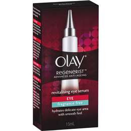 Olay Regenerist Advanced Antiageing Fragrance Free Eye Serum 15ml
