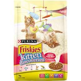 Friskies Kitten Discoveries 1kg