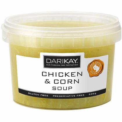 Darikay Chicken & Corn Soup 550g