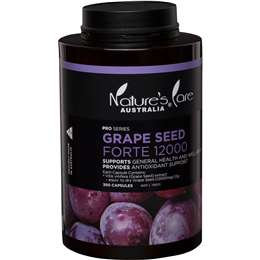 Nature's Care Pro Grape Seed Forte 300 capsules