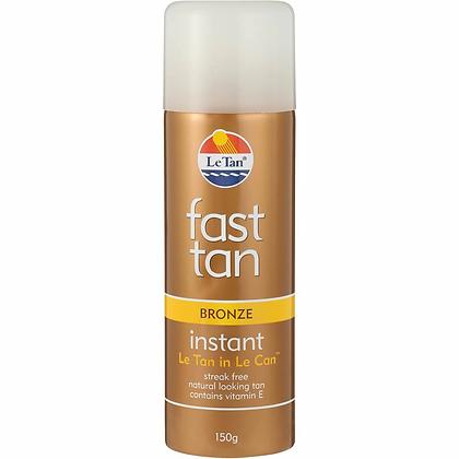 Le Tan In Le Can Self Tan Bronze 150g