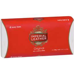 Imperial Leather Soap Bar Original 600g