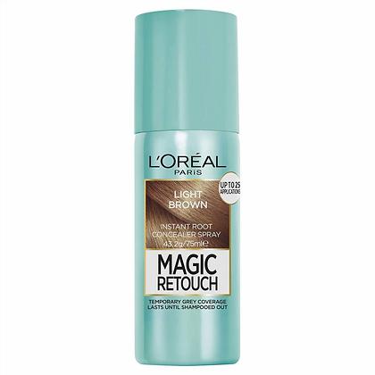 L'oreal Paris Magic Retouch Hair Colour 4 Light Brown each
