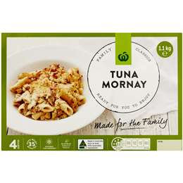 Woolworths Family Classics Tuna Mornay 1.1kg