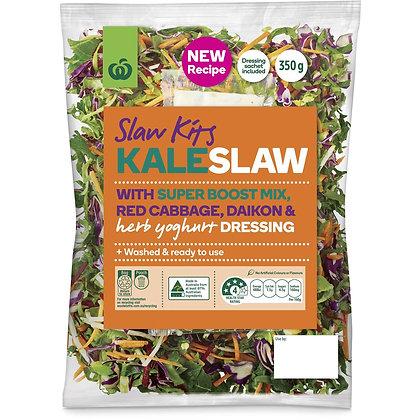 Woolworths Kaleslaw Kit 350g