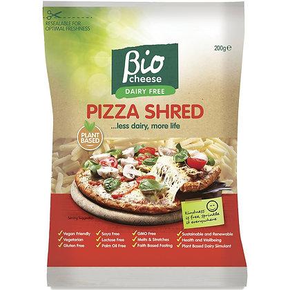 Bio Cheese Shred Pizza 200g