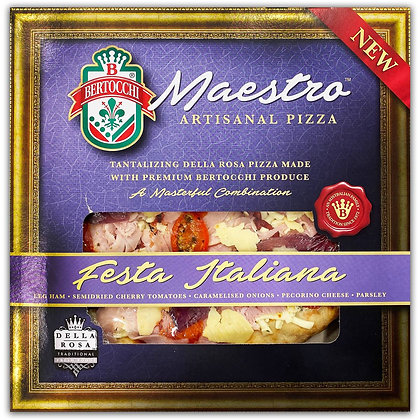 Della Rosa Fest Italiana Pizza 450g