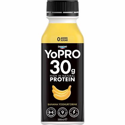 Danone Yopro Banana Drink Yoghurt 350ml