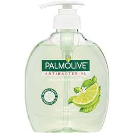 Palmolive Antibacterial Liquid Hand Wash Lime Pump 250ml
