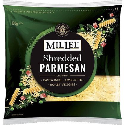 Mil Lel Shredded Parmesan 170g