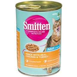 Smitten Kitten Food Chicken Mince 400g