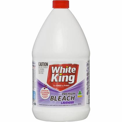White King Bleach Lavender All Purpose 2.5l