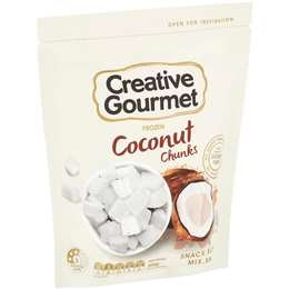 Creative Gourmet Coconut Chunks 300g