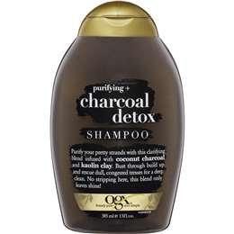 Ogx Shampoo Charcoal Detox 385ml