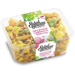 The Salad Servers Spice Roasted Cauliflower & Winter Veg 800g