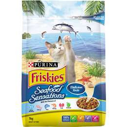 Friskies Seafood Sensations 1kg