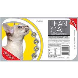 Regal Adult Cat Food Lean Mince 2x100g