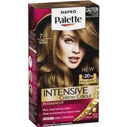 Napro Palette Permanent Colour Light Brown 140ml