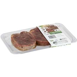 Cook Marinated Lamb Steaks With Thyme Pepper & Garlic 270g