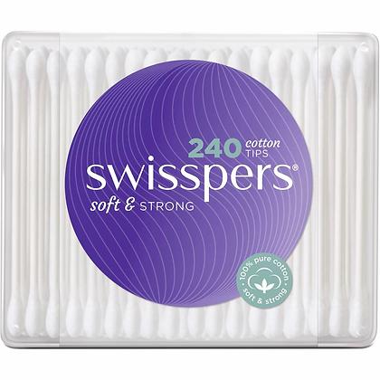 Swisspers Cotton Tips 240pk