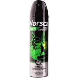 Norsca Deodorant Aerosol Instant Adrenalin 150g