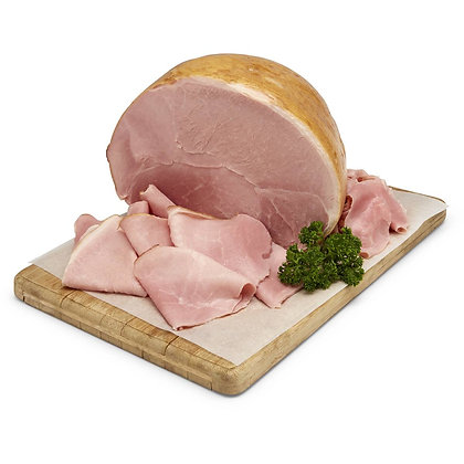 Champagne Leg Ham Shaved From The Deli per 100g