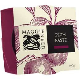 Maggie Beer Plum Paste Plum 100g