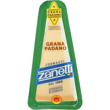 Zanetti Firm Parmesan Cheese Grana Padano 200g