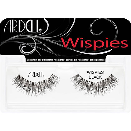 Ardell Lashes Wispies Black each