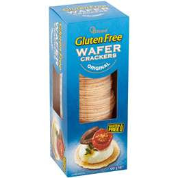 Ob Finest Gluten Free Original Wafer 100g