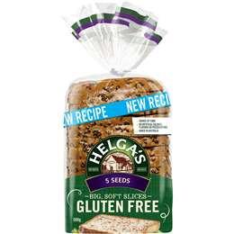 Helga's Gluten Free 5 Seed Loaf 500g