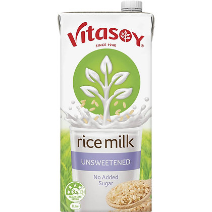 Vitasoy Rice Milk 1l