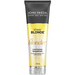 John Frieda Shampoo Sheer Blonde Go Blonder 250ml
