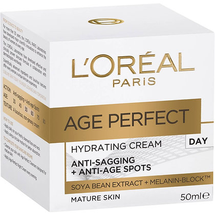L'oreal Age Perfect Face Cream For Day 50ml