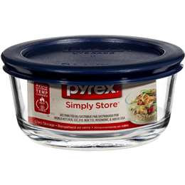 Pyrex 500ml Round Storage Bowl each