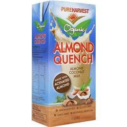 Pureharvest Almond Quench 1l