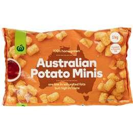 Potato Minis 1kg