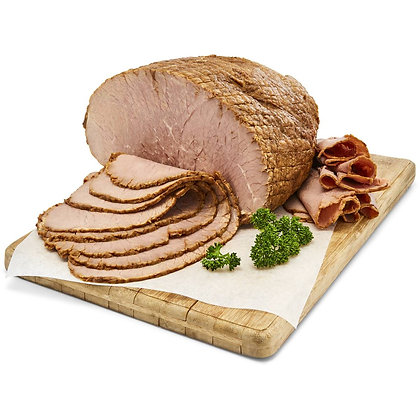 Woolworths Premium Roast Beef 97% Fat Free Sliced From The Deli per 100g