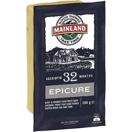 Mainland Epicure Cheese 200g
