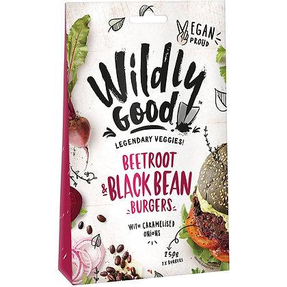 Wildly Good Beetroot & Black Bean Burgers? 250g