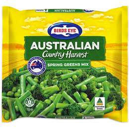 Birds Eye Country Harvest Spring Greens Mix 1kg