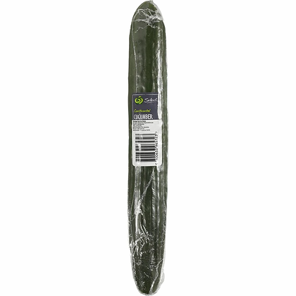 Select Continental Cucumbers each