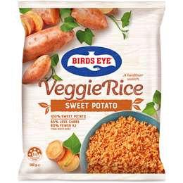 Birds Eye Sweet Potato Rice 500g