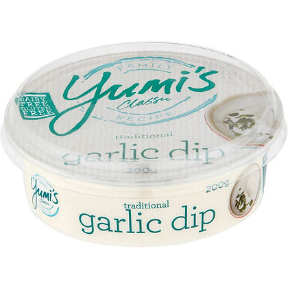 Yumi's Traditional Garlic Dip 200g