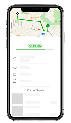 Aircart app screenshot