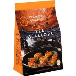 Ocean Chef Usa Sea Scallops 425g