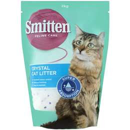 Smitten Cat Litter Crystals 2kg