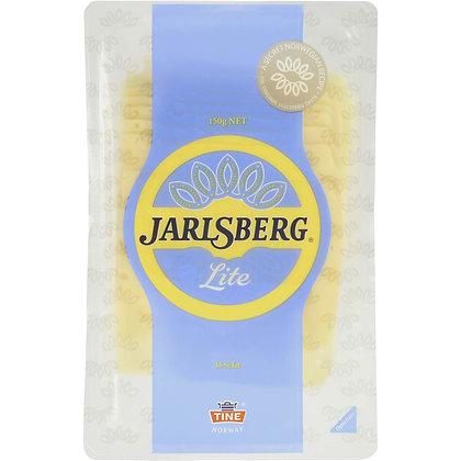 Jarlsberg Lite Cheese Slices Sliced Cheese 150g
