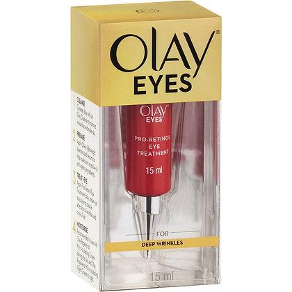 Olay Anti-ageing Eye Cream Eyes Pro-retinol Treatment 15ml
